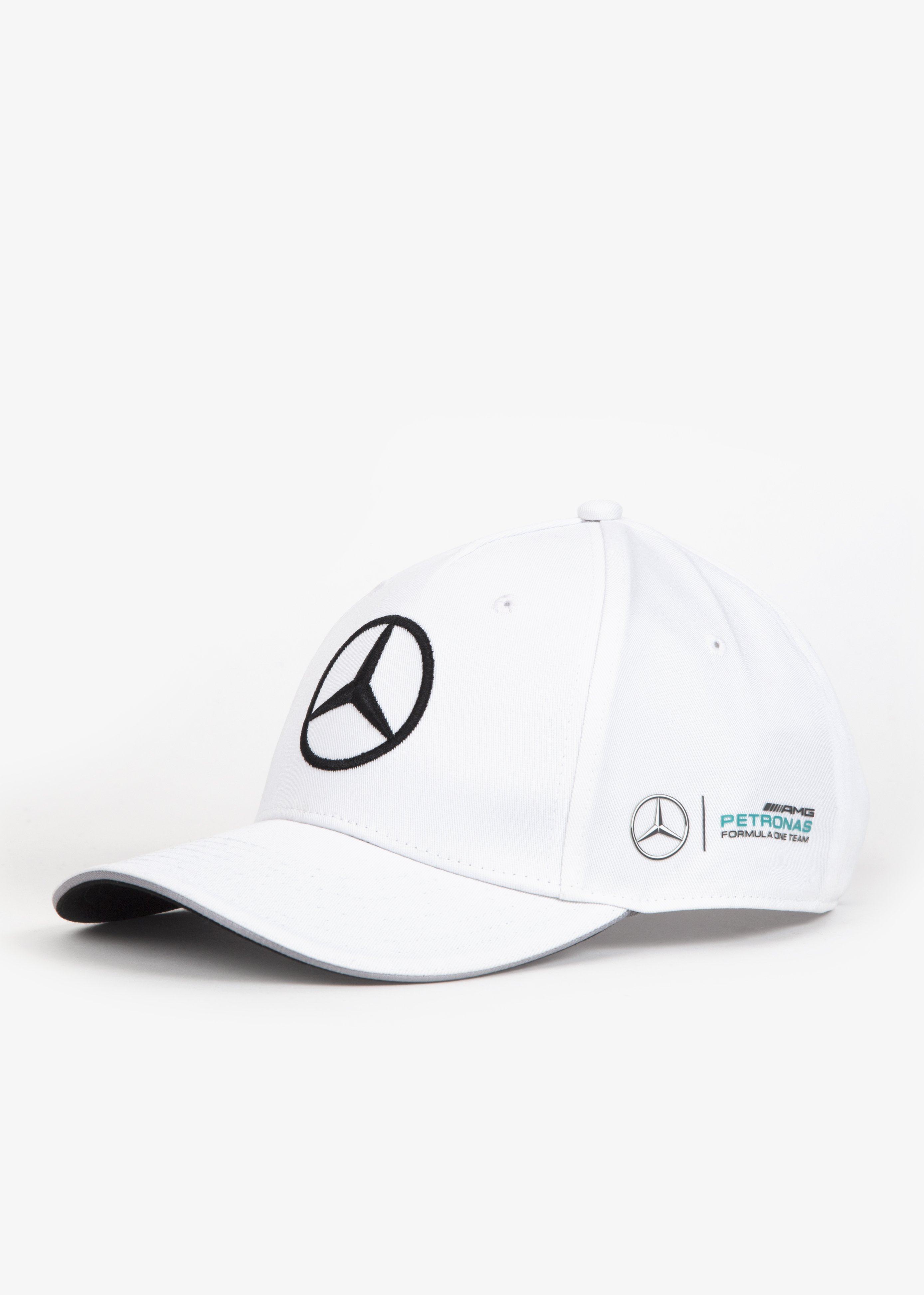 2017 Mercedes AMG Team Cap - White