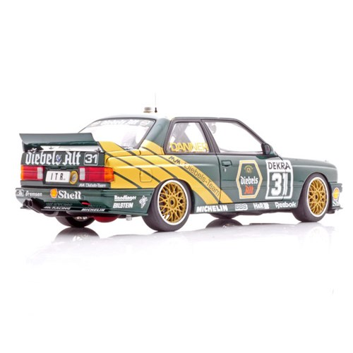1991 Bmw M3 For Sale: #31 C. Danner 1:18