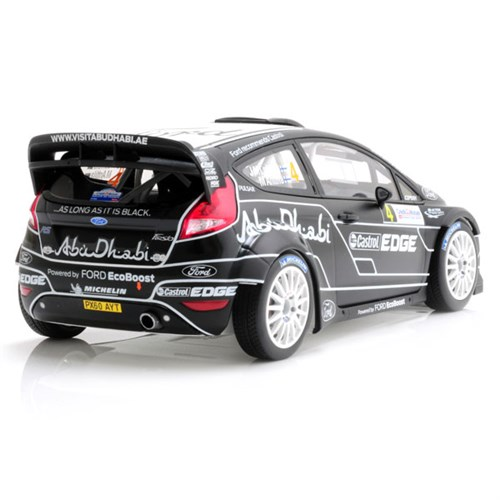 ford fiesta rs wrc 2011 rally of france 4 j m latvala 1 18. Black Bedroom Furniture Sets. Home Design Ideas