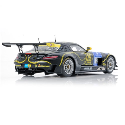 mercedes sls amg gt3 2013 nurburgring 24 hours 125 1 43. Black Bedroom Furniture Sets. Home Design Ideas