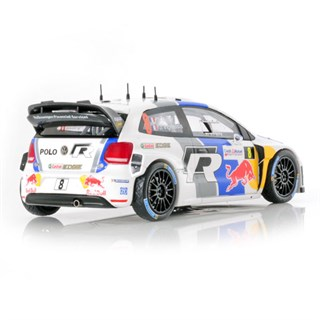 Volkswagen Polo WRC - 1st 2013 Rally of France - #8 S. Ogier 1:43Alternative Image1