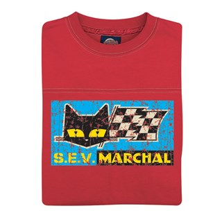 Retro Legends S.E.V Marchal T-Sweat RedAlternative Image1