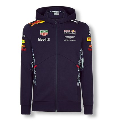 Red Bull 2017 Zip Hoody