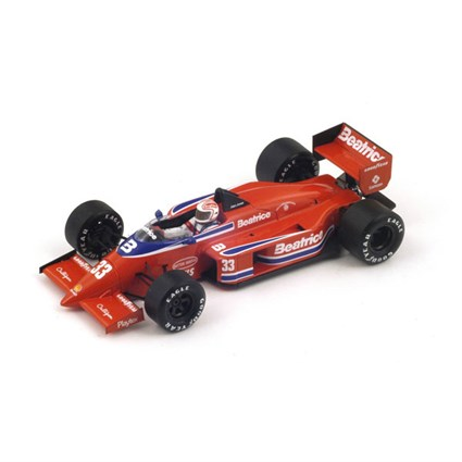 Beatrice-Lola THL1 - 1985 - #33 A. Jones 1:43