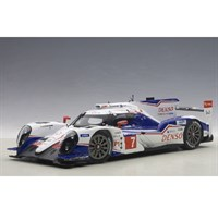 Toyota TS040 Hybrid - Le Mans 24 Hours 2014 - #7 1:18