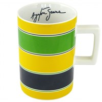 Senna Signature mug - yellow