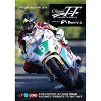The Official 2016 Classic TT Official Review DVD