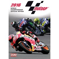 The Official 2016 Moto Gp Review DVD
