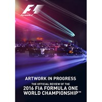 The Official 2016 Formula One Review DVD