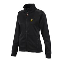 Ferrari Ladies Powerstretch Jacket - Black