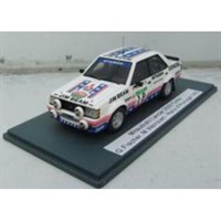 Mitsubishi Lancer 2000 Turbo - 1983 Portugal Rally - #19 1:43