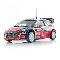 Citroen DS3 WRC - 1st 2012 Rally of France - #1 S. Loeb 1:43