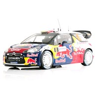 Citroen DS3 WRC - 2012 Rally of France - #8 T. Neuville 1:18