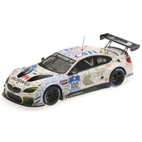 BMW M6 GT3 - 2016 Nurburging 24 Hours - #100 1:43