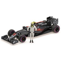 McLaren MP4/31 - 2016 Abu Dhabi Grand Prix - #22 J. Button 1:43