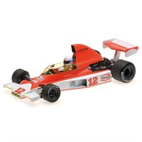 McLaren Ford M23 - 1976 South African Grand Prix - #12 J. Mass 1:18