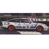 Rover Vitesse - 1st 1986 Silverstone Tourist Trophy - #9 1:43