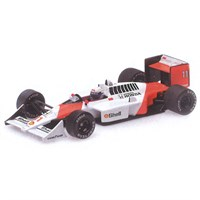 McLaren MP4/4 - 1st 1988 Brazilian Grand Prix - #11 A. Prost 1:43