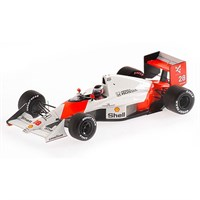 McLaren MP4/5B - 1990 US Grand Prix - #28 G. Berger 1:43