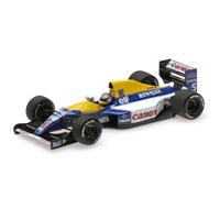 Williams FW14B - 1992 World Champion - #5 N. Mansell 1:43