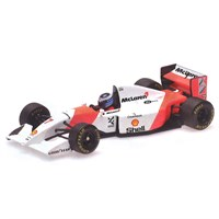 McLaren MP4/8 - 1993 Japanese Grand Prix - #7 M. Hakkinen 1:43