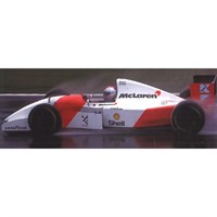 McLaren MP4/8 - 1993 European Grand Prix - #27 M. Andretti 1:43