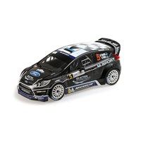 Ford Fiesta RS WRC - 2012 Rally of France - #5 O. Tanak 1:18