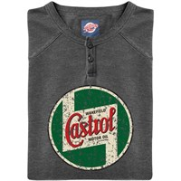 Retro Legends Castrol Grandad - Grey