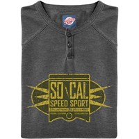 Retro Legends Socal Sun Grandad - Grey