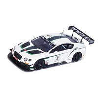 Bentley Continental GT3 - 2014 Spa 24 Hours - #8 1:43
