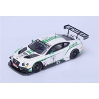 Bentley Continental GT3 - 2015 Spa 24 Hours - #7 1:43