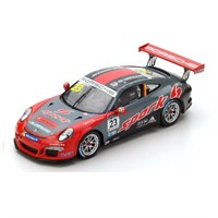 Porsche 911 GT3 - 1st 2017 Porsche Carrera Cup Japan - #23 P. Hamprecht 1:43