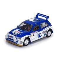 MG Metro 6R4 - 1986 Monte Carlo Rally - #5 T. Pond 1:18