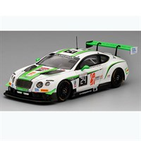 Bentley Continental GT3 - 2016 Spa 24 Hours - #24 1:43