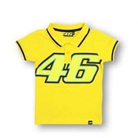 Rossi Kids polo - yellow