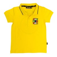 Valentino Rossi kids The Doctor polo yellow