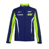 Rossi 2017 Yamaha Soft Shell Jacket