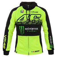 Rossi 2017 Monster Zip Fleece