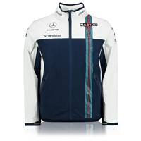 Williams 2017 Rain Jacket Blue/White