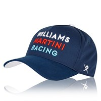 Williams 2017 Team Cap Navy