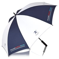 Williams 2017 Umbrella Navy/White