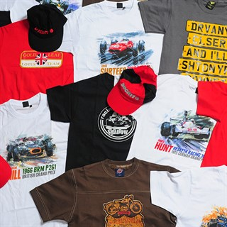 Four T-Shirts and Cap Offer