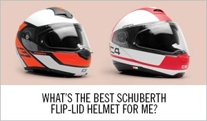 What's the best Schuberth flip lid for me?