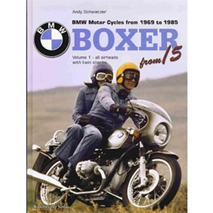 BMW Motorcycles Boxer Airheads
