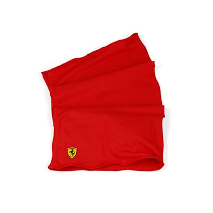 Ferrari neck tube red