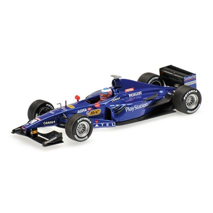 Prost AP02 Jenson Button F1 Test 1999 1:43