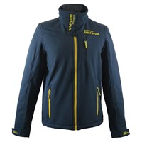Senna Racing Softshell jacket - Navy