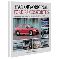 Factory-Original Ford RS Cosworths