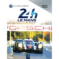 Le Mans 2016 Yearbook
