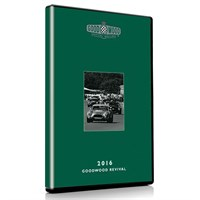 The Official 2016 Goodwood Revival Review DVD